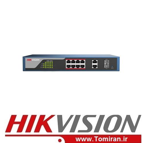 سوئیچ ۵پورت هایک ویژن مدل DS-3E0105P-E