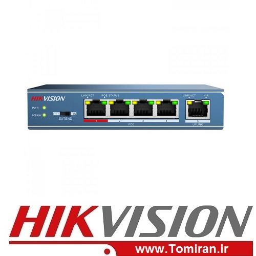 سوئیچ هایک ویژن DS-3E0105P-E