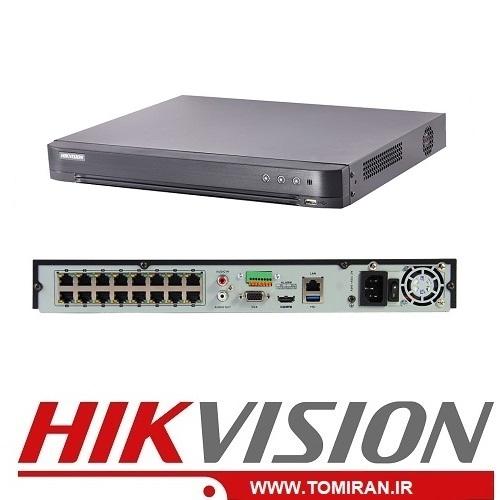دستگاه NVR هایک ویژن DS-7616NI-E2/16P