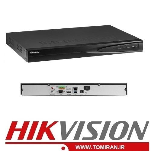 دستگاه NVR هایک ویژن DS-7604NI-E1
