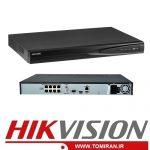 دستگاه NVR هایک ویژن DS-7608NI-E2/8P