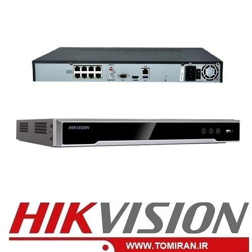 دستگاه NVR هایک ویژن DS-7608NI-K2/8P