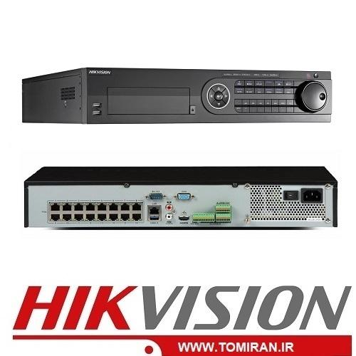 دستگاه NVR هایک ویژن DS-7716NI-E4/16P