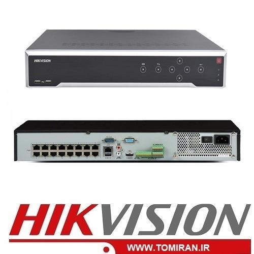 دستگاه NVR هایک ویژن DS-7732NI-K4-16P