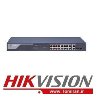 سوئیچ شبکه هایک ویژن DS-3E0318P-E